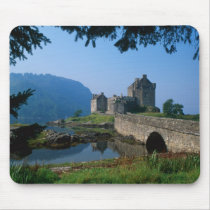 Eilean Donan Castle, Highlands, Scotland 2 Mouse Pad