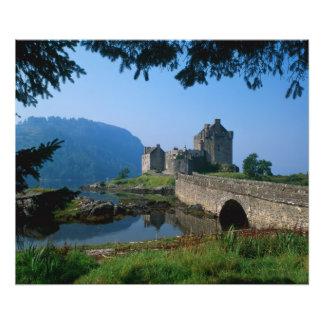 Eilean Donan Castle, Highlands, Scotland 2 Photo Print