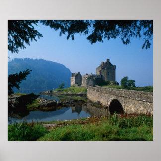Eilean Donan Castle, Highlands, Scotland 2 Poster
