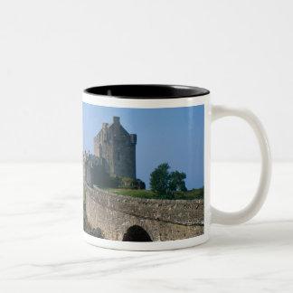 Eilean Donan Castle, Highlands, Scotland 2 Two-Tone Coffee Mug