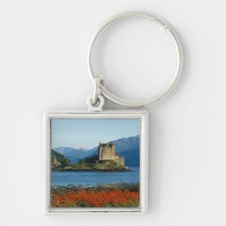 Eilean Donan Castle, Highlands, Scotland 3 Keychains