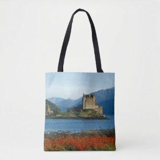 Eilean Donan Castle, Highlands, Scotland 3 Tote Bag