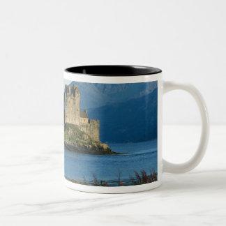 Eilean Donan Castle, Highlands, Scotland 3 Two-Tone Coffee Mug