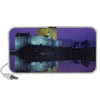 Eilean Donan Castle, Highlands, Scotland 4 Laptop Speakers