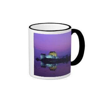 Eilean Donan Castle, Highlands, Scotland Ringer Mug