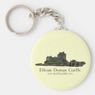 Eilean Donan Castle Keychain