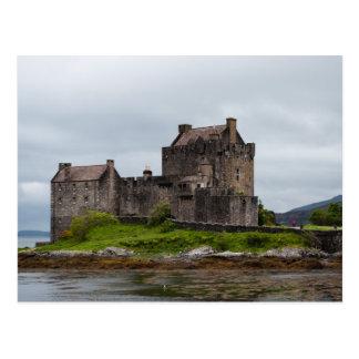Eilean Donan Castle Postcard