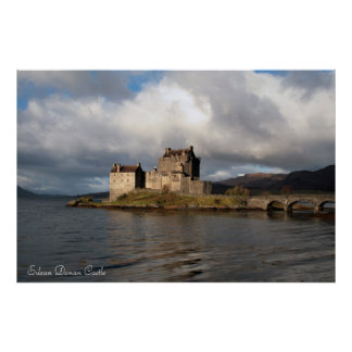 Eilean Donan Castle Posters