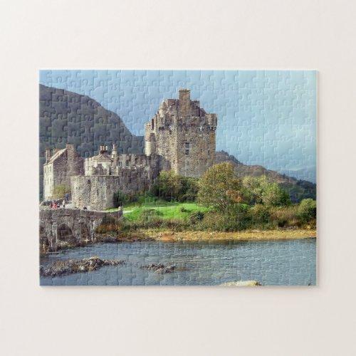 Eilean Donan Castle Puzzle