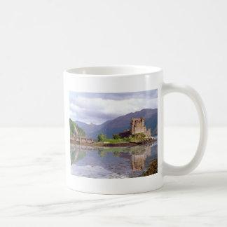 Eilean Donan castle reflection Coffee Mug