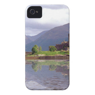 Eilean Donan castle reflection iPhone 4 Case