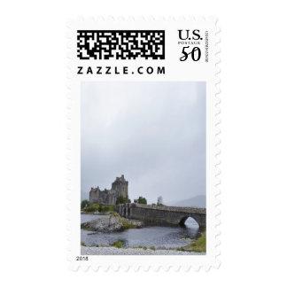 Eilean Donan Castle Scotland Postage