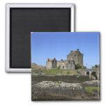 Eilean Donan Castle, Scotland. The famous Eilean 2 Magnets