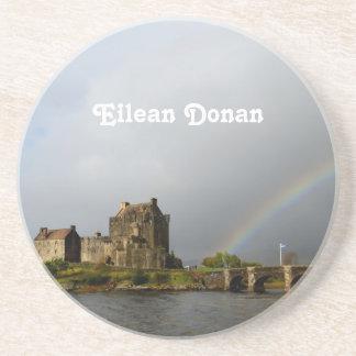 Eilean Donan Drink Coaster