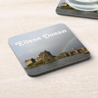 Eilean Donan Beverage Coaster