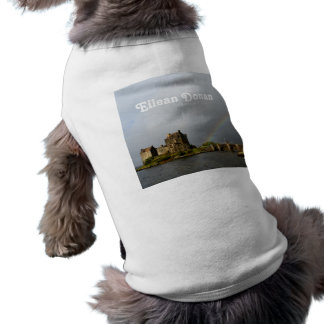 Eilean Donan Dog Shirt