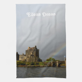 Eilean Donan Hand Towel