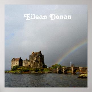 Eilean Donan Poster