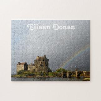 Eilean Donan Jigsaw Puzzles
