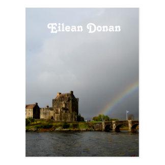 Eilean Donan Tarjeta Postal