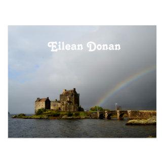 Eilean Donan Postales