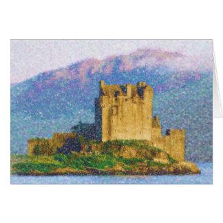 Eilean Donnan Castle Card
