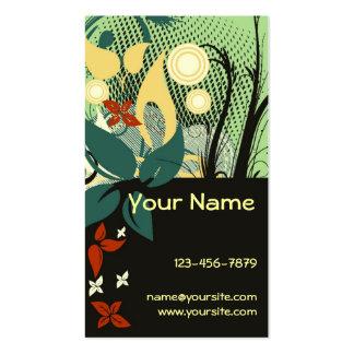 eileen business card template