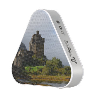 Eileen Donan Castle in Early Autumn Bluetooth Speaker