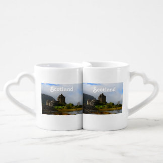 Eileen Donan Castle in Early Autumn Coffee Mug Set