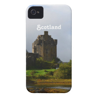 Eileen Donan Castle in Early Autumn iPhone 4 Case-Mate Case