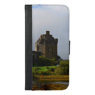 Eileen Donan Castle in Early Autumn iPhone 6/6s Plus Wallet Case