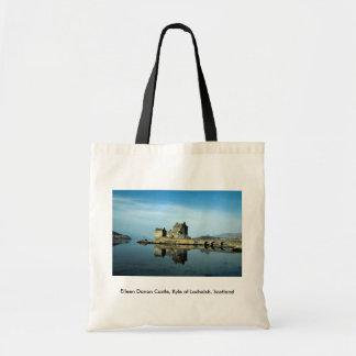 Eileen Donan Castle Kyle of Lochalsh Scotland Bags