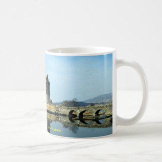 Eileen Donan Castle, Kyle of Lochalsh, Scotland Coffee Mug