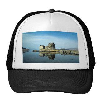 Eileen Donan Castle Kyle of Lochalsh Scotland Mesh Hat