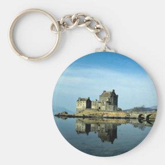 Eileen Donan Castle Kyle of Lochalsh Scotland Key Chains