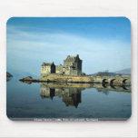 Eileen Donan Castle, Kyle of Lochalsh, Scotland Mouse Pads