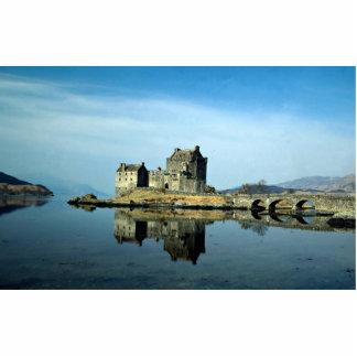 Eileen Donan Castle Kyle of Lochalsh Scotland Photo Sculpture