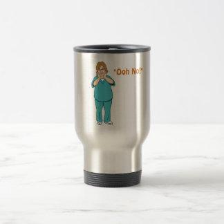 "Eileen ""Ooh No!"" Travel Mug"