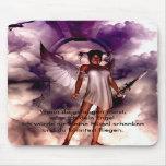 Ein Engel für Dich Mousepad