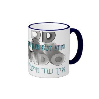 Ein Od Milvado Ringer Coffee Mug