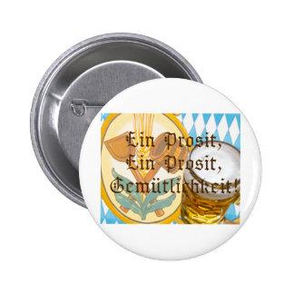 Ein Prosit Pinback Buttons