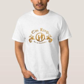 Ein Ring Ihn zu knechten... T-Shirt