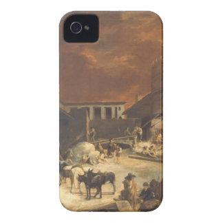 Ein Römischer Kalkofen by Sebastien Bourdon Case-Mate iPhone 4 Case