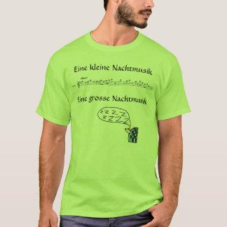 Eine kleine Nachtmusik, Eine grosse Nachtmusik - s T-Shirt