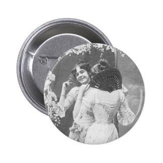 Eine Kokette Pin Redondo 5 Cm