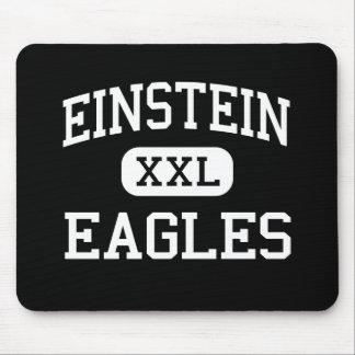 Einstein - Eagles - Junior - Appleton Wisconsin Mouse Pad