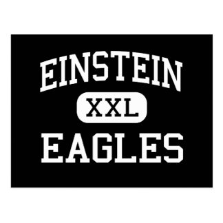 Einstein - Eagles - Junior - Appleton Wisconsin Postcard