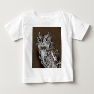 Einstein- Eastern Screech Owl IV Baby T-Shirt
