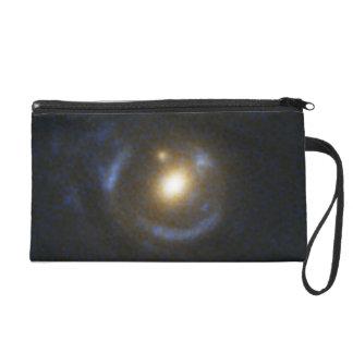 Einstein Ring Gravitational Lens Wristlet