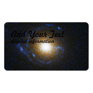 Einstein Ring Gravitational Lens Business Card Templates